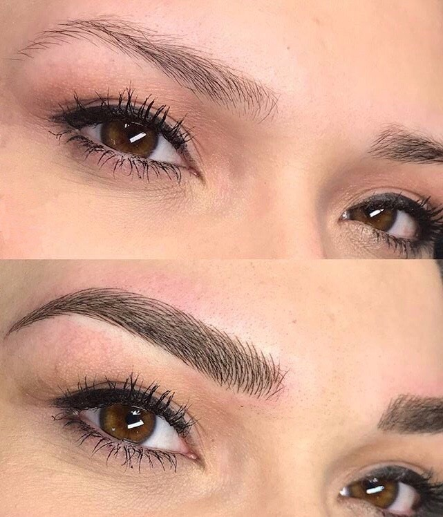 ABOUT MICROBLADING - Swerve Salon